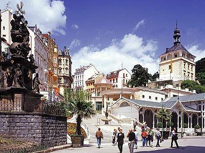 Karlovy Vary Private Day Trip