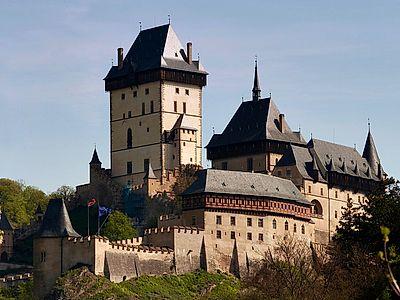Karlstejn Castle Private Half Day Trip
