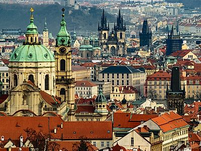 Music in Prague Private Tour