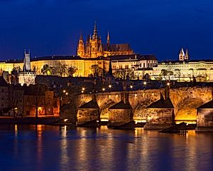 2 Nights in Prague