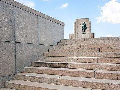 Vitkov Hill's National Memorial