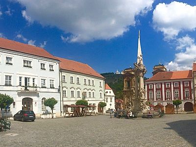Upgrade to Bratislava by Private Transfer with a Stop in Mikulov