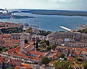2 Nights in Pula