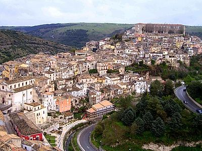 Trekking from Upper Ragusa to Ibla Private Tour