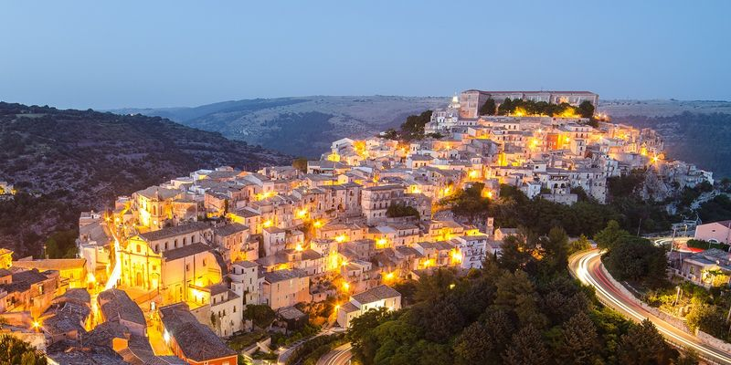 3 days in Ragusa