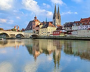 2 Nights in Regensburg