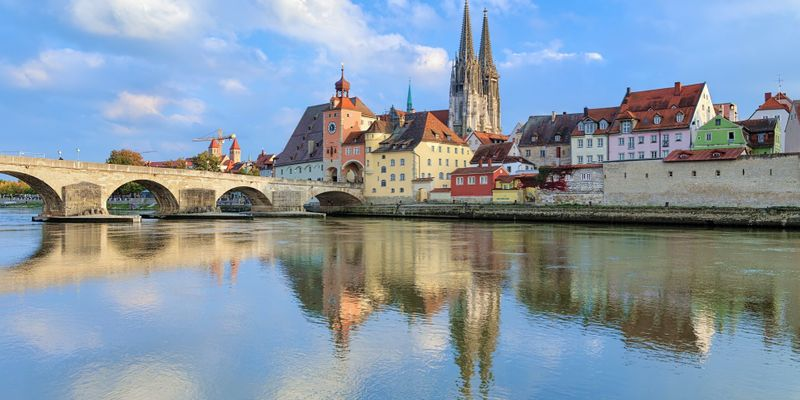 3 days in Regensburg