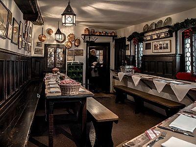 The World's Oldest Public Restaurant