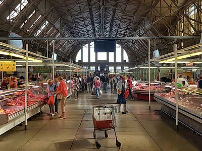 Central Market Private Tour