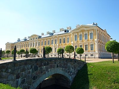 Rundale Palace Private Day Trip