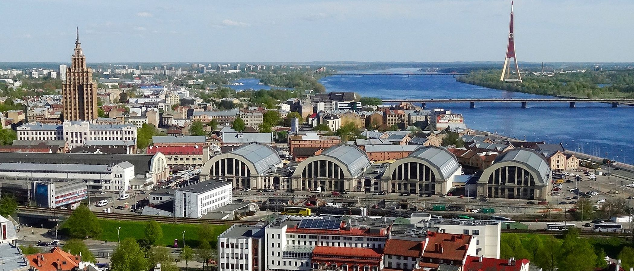 Riga travel packages