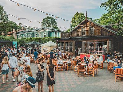 The Artists' Neighborhood: Kalnciema Quarter