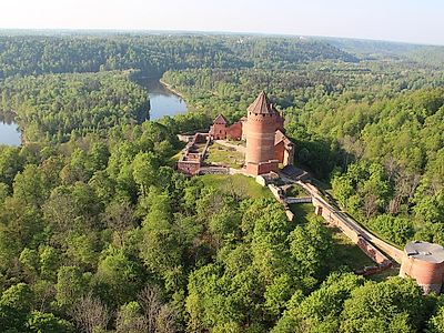 Tallinn by Private Transfer with a stop at Gauja National Park