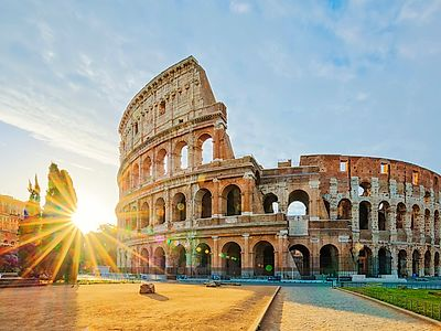 Colosseum & Roman Forum Private Tour