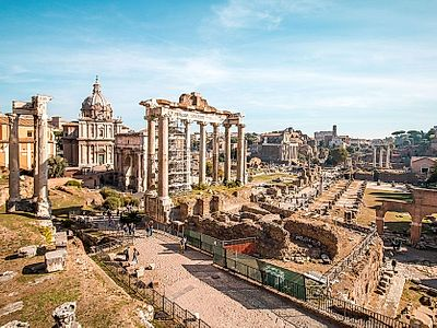 Premium Colosseum, Roman Forum and Palatine Hill Group Tour