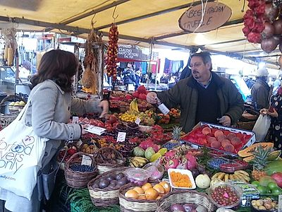 Small Group Food Tour - Campo de' Fiori, Jewish Ghetto, Trastevere