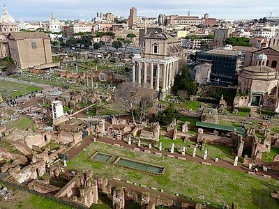 VIP Colosseum Underground, Roman Forum & Palatine Hill Group Tour