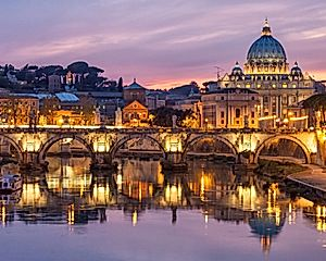 2 Nights in Rome
