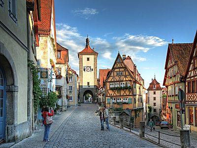 Rothenburg Private Walking Tour