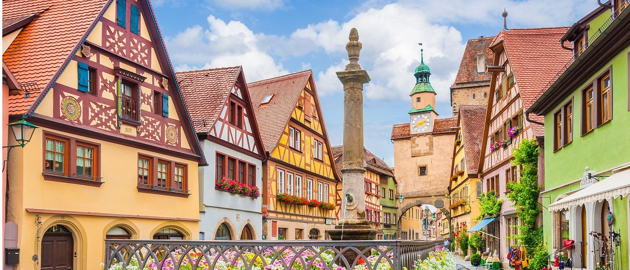 Rothenburg travel packages