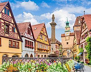 2 Nights in Rothenburg