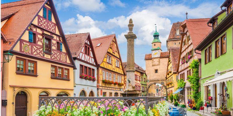 3 days in Rothenburg