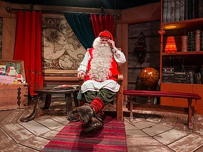 Rovaniemi and Santa Claus Village Private Tour