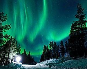 3 Nights in Rovaniemi