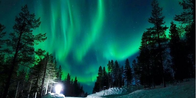 4 days in Rovaniemi