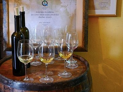Curious Wines of Rovinj Small Group Tour
