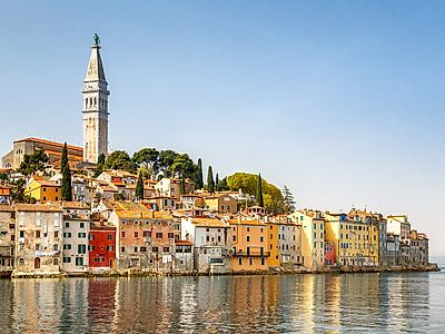 Rovinj Private Walking Tour