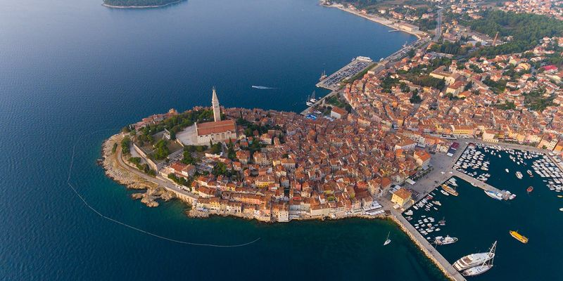 4 days in Rovinj