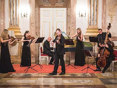Concert in the Mirabell Palace