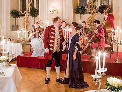 Exclusive Mozart Concert and Dinner