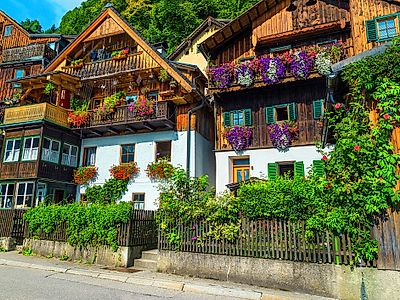 Hallstatt Group Tour