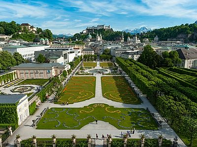 Salzburg Group Walking Tour