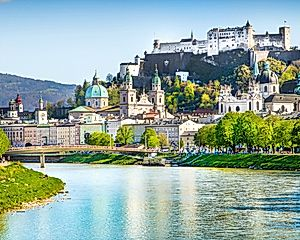 2 Nights in Salzburg