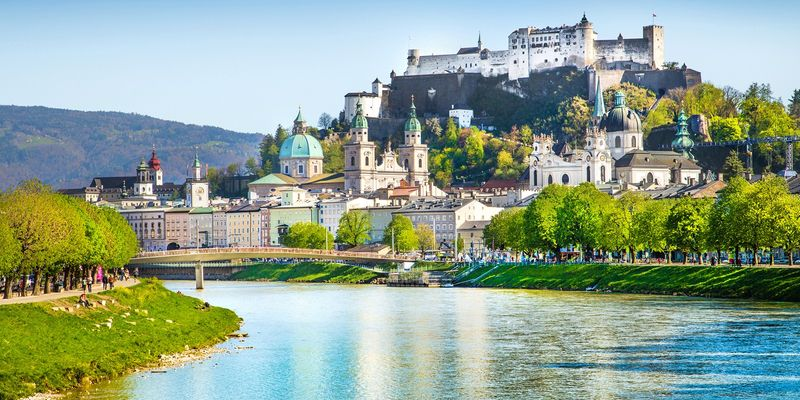 4 days in Salzburg