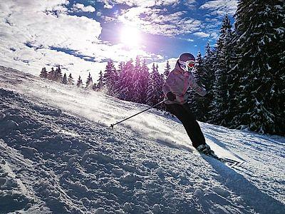 Go Skiing in the Obertauern