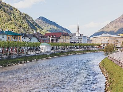 Vienna by Private Transfer with a Stop in Bad Ischl
