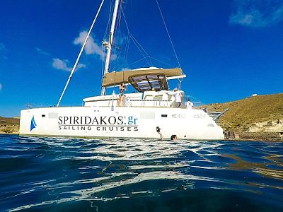 Catamaran Premium Small Group Cruise