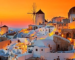 3 Nights in Santorini