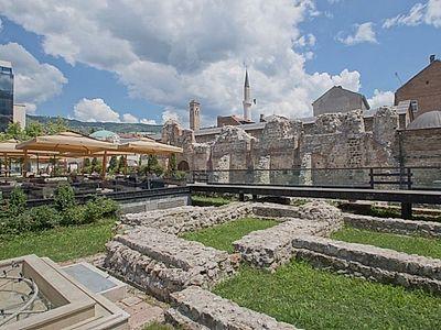 Fall of Yugoslavia and Sarajevo Siege Small Group Tour