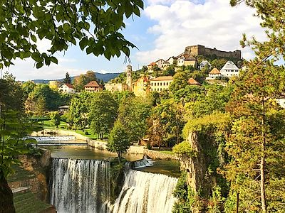 Jajce and Travnik Small Group Tour