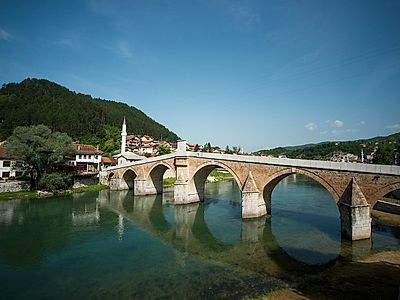Tito's Bunker and Konjic Private Day Trip