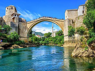 Mostar by Private Transfer