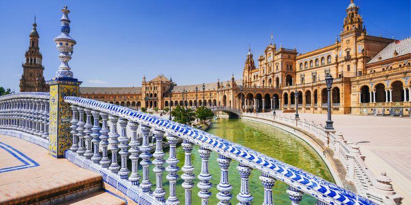 4 days in Seville