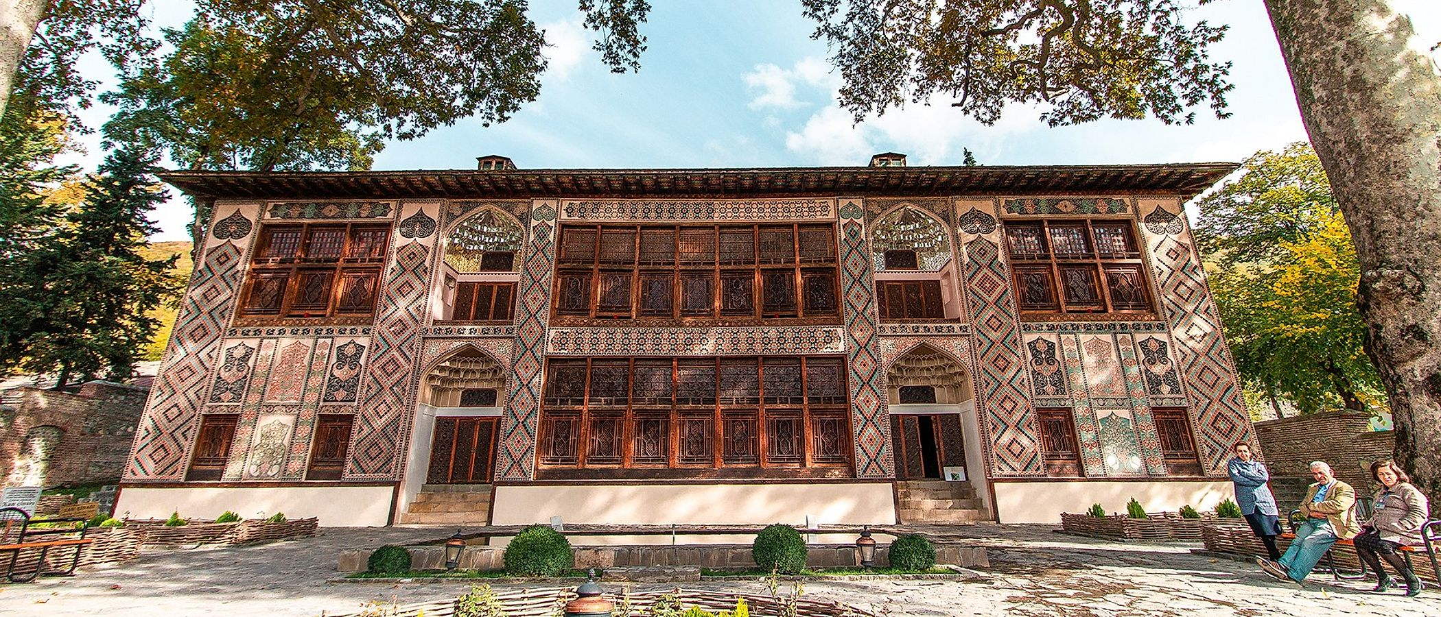 Sheki travel packages