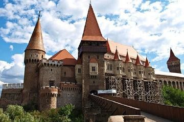 The Corvin Castle and Alba Iulia Citadel Private Tour