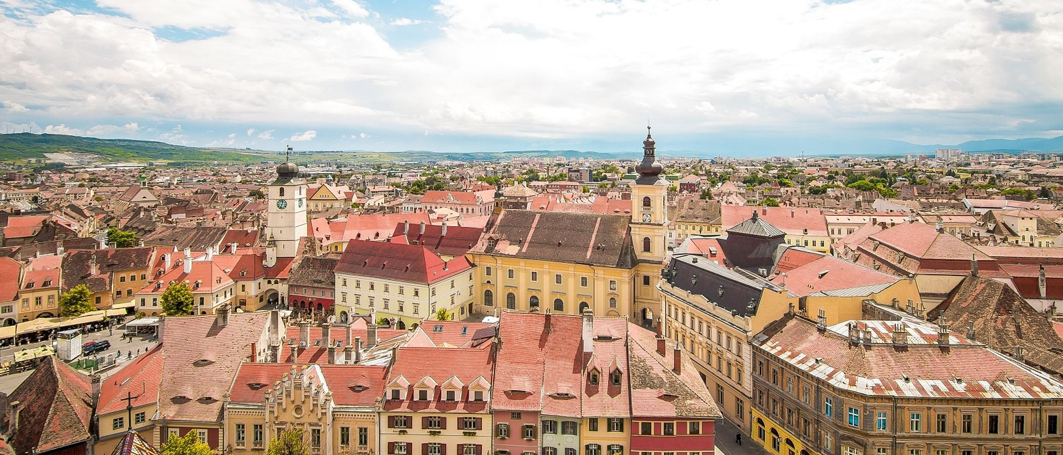 Sibiu travel packages